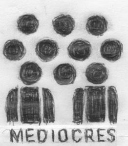 mediocres